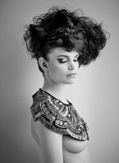 Stylist and Art Director: Katrin Bååth. Photographer: Sara Landstedt. Hair and make up: Janina Granroth. Case: Fairytale by Landstedt/Bååth.