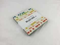 Mixed Bag Charm Packs by Studio M for Moda  #quilting #ruler #newstuff #spreadthelove