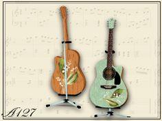 altea127 SimsVogue: Country e Animals Guitar