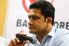 #Anil_Kumble in race to become #Indias_chief_coach