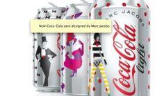 Marc Jacobs + Diet Coke! www.winsidermexico.com