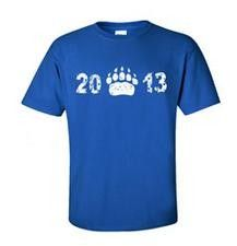 Spiritwear T Shirt Design. School Spiritwear Shirts And Apparel. Use Your  Mascot Graphic