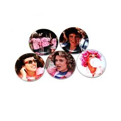 Hey, I found this really awesome Etsy listing at https://www.etsy.com/listing/243046366/pink-ladies-1inch-pinback-button-or