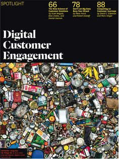 Harvard Business Review article cover.