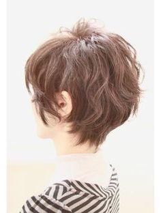 ガーデンヘアー(Garden hair)*大人耳かけ*ショート