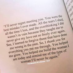 """Going through a breakup? Having a hard time letting go?  My book and eBook """"The Mistakes Of A Woman - Vol 2"""" are available via the LINK IN MY BIO.  For INTERNATIONAL orders go to bookdepository.com  #MSosa #TheMistakesOfAWoman #worth #breakups #amazon #Quotes #SelfHelp #barnesandnoble #bookdepository"""