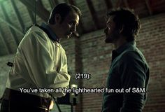 Will Graham: Crime Fighting Party Pooper. Hannibal Funny, Nbc Hannibal, Hannibal Lecter, Texts From Last Night, Will Graham, True Detective, Hugh Dancy, Mads Mikkelsen, Nerdy Things