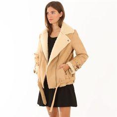 Pimkie.it : Il giubbotto effetto pelle in maglia lana dall'irresistibile look folk e cosy.
