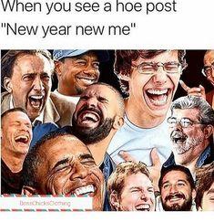The posts are coming... #newyearnewme #sameoldsameold #hoesbelike #newyear2019