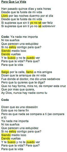 9 Education Ideas Spanish Songs Present Tense Verbs Enrique Iglesias
