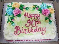 School Decorations, Birthday Cake, Cakes, Desserts, Food, Tailgate Desserts, Deserts, Cake Makers, Birthday Cakes