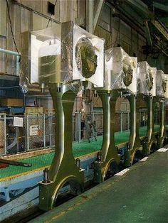 Kawasaki Heavy Industries Various Machinery