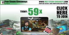 Steam Cd Key Free 59x The Dreamatorium of Dr Magnus 2 http://www.free-steam-giveaways.com/steam-cd-key-free-59x-the-dreamatorium-of-dr-magnus-2/