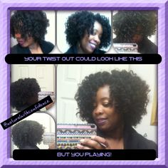 Results of the #Twisted Curl Set