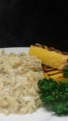 Baccalà alla vicentina. La ricetta del Ristorante Aurora---OHI MAMA CHE TOCIADE...POLENTA E BACCALA'!!! Fish Recipes, Seafood Recipes, Cooking Recipes, Italian Dishes, Italian Recipes, Recipe Mix, Slow Food, Special Recipes, International Recipes