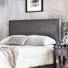 cabecero tapizado de cama para hogar y hoteles mod turn
