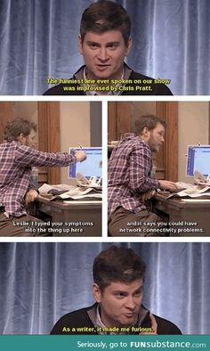 This makes me love Chris Pratt that much more