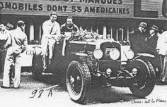 LE MANS 1929 - STUTZ  DV  #5