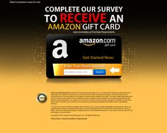 Complete the short survey and get a complimentary Amazon giftcard > http://safelyink.com/offer.php?id=296853&pub=566237&subid=