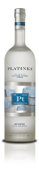 Platinka Vodka Review Platinka Vodka is made in Belarus and is called for the valuable aspect platinum, which they use to filter the vodka. It is made from an ONE HUNDRED % rye grain foundation #vodka #vodkabrands #bestvodkabrands