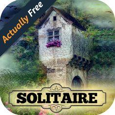 Hidden Solitaire: Happy Place