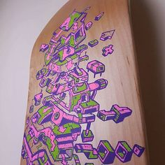 Frantically sourcing a Toilet Paper Printer patent to solve our TP shortage as well as a new medium to put art on. deck by Molotow m Skate Decks, Marker Art, Skateboard Art, Australian Artists, New Media, Hand Painting Art, Scribble, Urban Art, Art Day