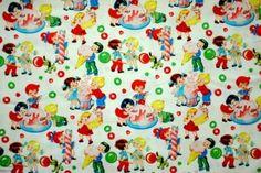 Fabric 'Candy Shop' from Vermiljoenshop