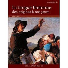 Le breton n'est parlé qu'en Basse - Bretagne.  Le breton est une langue celtique du groupe brittonique, arrivée en Bretagne avec les migrations des  Bretons en provenance de l'actuelle Grande-Bretagne, entre le Ve et le VIIe siècle. Il y a cent ans, plus d'un million de personnes parlaient breton, elles sont presque cinq fois moins nombreuses aujourd'hui : 206 000 locuteurs selon un sondage de 2007, soit 4,7 % de la population de la Bretagne historique, aux trois-quarts âgés de plus de 70…