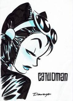 Catwoman | Darwyn Cooke