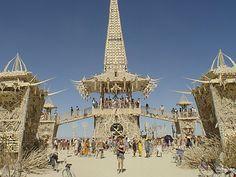 Steve's Fotografik Rephlux Annex - Burning Man 2004