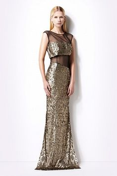 Sleeveless bodycon sequin dress- Izmaylova