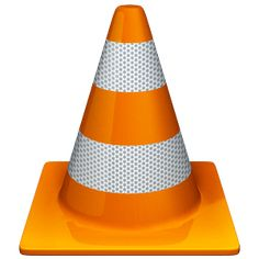 VLC Media Player. Free media player. Click on image to go to website and download.