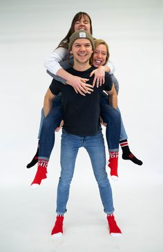 Valentine's Day? Singles Awareness Day? It's all good when you're spreading love and wearing cool socks. ❤️ Ohio Flag, Singles Awareness Day, Keep It Simple, Crew Socks, Indie, Stripes, City, How To Wear