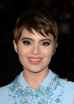 hair style for slim face sami gayle pixie hairstyles and hairstyles on 6808 | 312ad824a6a54ec0c31a787517b6808a