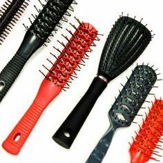 Limpieza de cepillos
