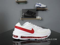 Nike Air Max 97 BW Skepta AO2113-100 Black And Red Blue What The 97 bb93f136b