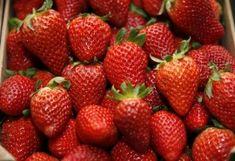 Ennyibe kerül a friss szamóca a boltokban - megéri már most vásárolni? Strawberry, Fruit, Food, Eten, Strawberry Fruit, Strawberries, Meals, Diet