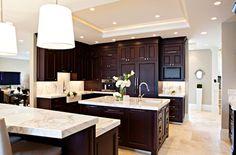 Love the cabinets / counter combo KNSales.com