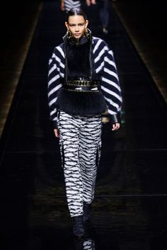 Balmain - Fall/Winter 2014-2015 Paris Fashion Week