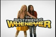 Disney Channel's Best Friends Whenever, the new fantasy drama with a timing twist! (From their debut)