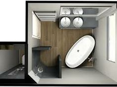 1000 images about kleine badkamer ideeen on pinterest small bathroom designs interieur and for Badkamer ideeen