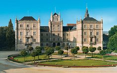 Ehrenburg Palace is a palace in in Coburg, Germany. The palace was built by Johann Ernst, Duke of Saxe-Coburg, in 1543. The new city palace was built around a dissolved Franciscan monastery.