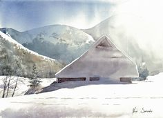 Michal Suffczynski : www.suffczynski.art.pl ; watercolor - viktor skurko - Google+