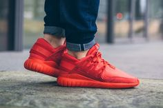 adidas Gives the Tubular Nova an All-Red Makeover Adidas Tubular Red, Adidas Tubular Shadow, Sports Brands, Sneakers Fashion, Red Sneakers, Hypebeast, Adidas Release, Streetwear Shop, Red Shoes, Training Shoes, Red Dress Shoes
