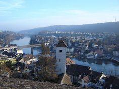 Schaffhausen in Switzerland
