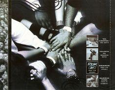 Caratula Interior Trasera de Daddy Yankee - Tormenta Tropical Volume 1