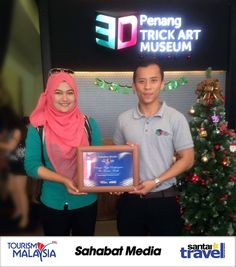 We are glad that interviewed by santai magazine and others media organized by Tourism Malaysia & Santai Magazine