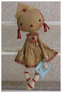 Dolls-cute nurse