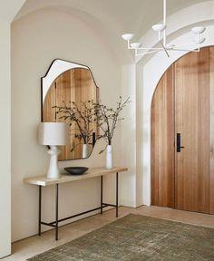 Interior Exterior, Interior Architecture, Interior Design Studio, Interiores Design, Modern Luxury, Home Decor Inspiration, Home And Living, Inspired Homes, House Design