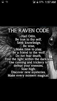 The Raven Code